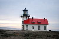 Point Cabrillo Lighthouse in Caspar, California